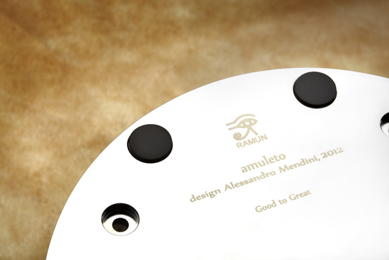 Engraving service  ex. 'Good to Great' - Nyala font